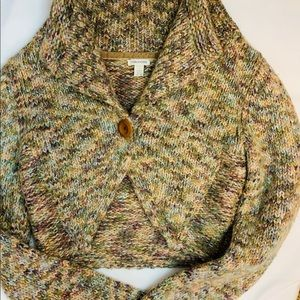 Maurices M Multi Muted Colored Sweater